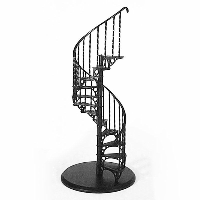 bausatz wendeltreppe metall leipziger puppenkiste e v. Black Bedroom Furniture Sets. Home Design Ideas