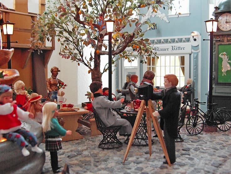 Unser Leipziger Puppenhausmuseum